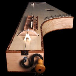 trompette marine à roue