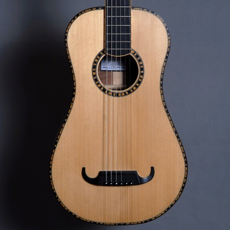guitare TR folk type baroque