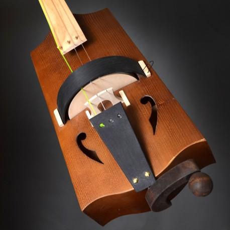 vielle à roue et à manche