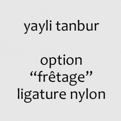 frêtage ligature nylon